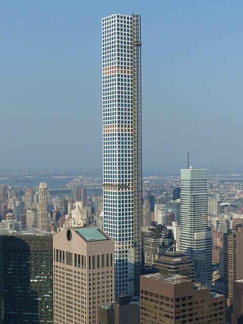 Supertall Skyscraper 432 Park Avenue