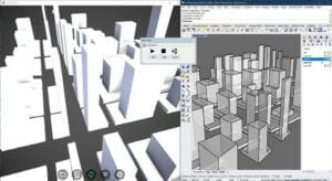 Seeing the Possibilities: Integrated Workflows of Algorithmic Modeling and Real-Time Rendering