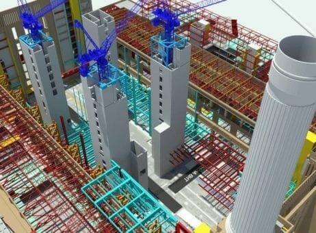 What is 4D construction?